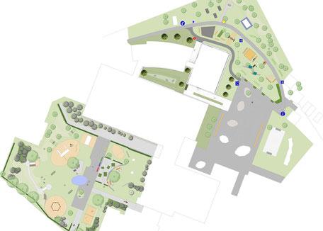 Eduard Spranger Schule, Emmendingen - Leistungsphase 6, Planung: Albrecht Hild Freier Landschaftsarchitekt-8