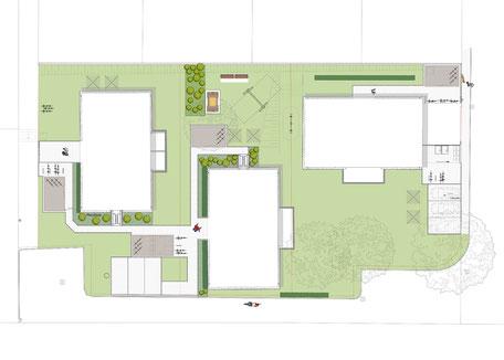 Merklinstraße, Waldkirch - Leistungsphase 6-8, Planung: Albrecht Hild Freier Landschaftsarchitekt