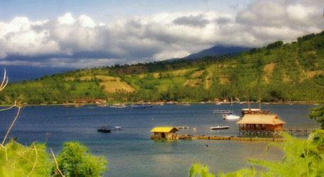 Teluk Nare Harbor, Tanjung, North Lombok, Lombok Utara, Pelabuhan Penyeberangan Alternative Menuju Pulau Gili (Air, Meno, Trawangan)