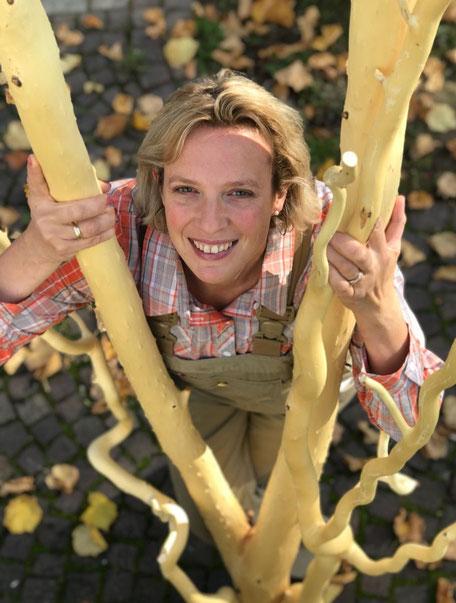 Schreinermeisterin Tanja Schnitzius