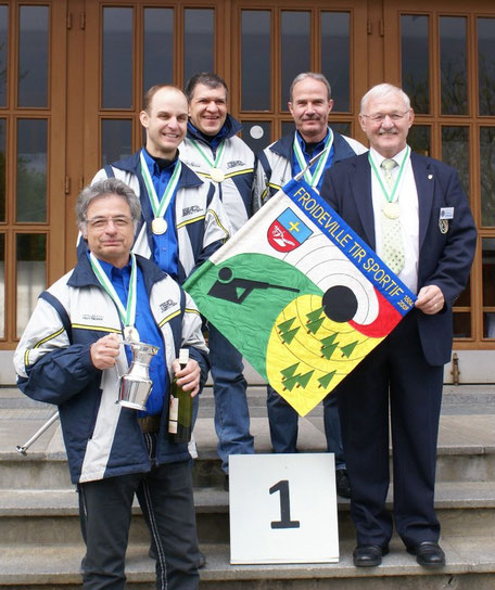 Champion Vaudois en catégorie D