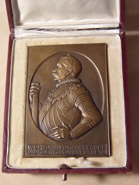 Medaille von der Ausstellung in Turin 1911 [11]