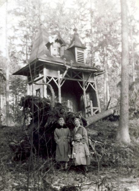 1950 Hexenhäuschen (Ine,Lotte, Susi)