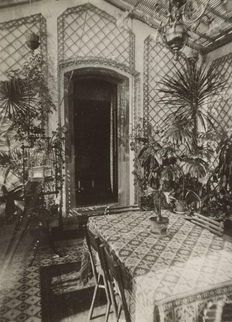 Wintergarten ca 1910