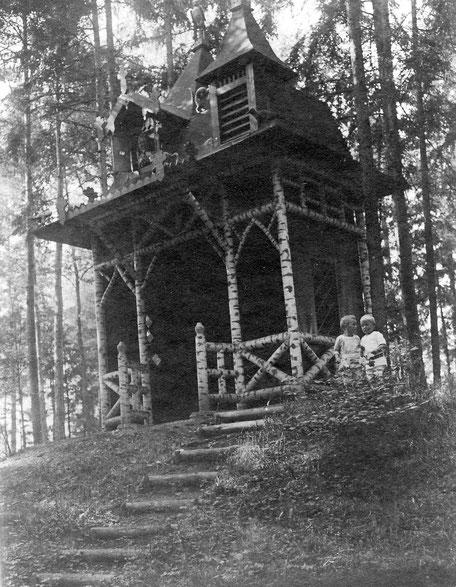 1915 Hexenhäuschen (Werner?)