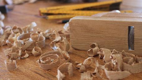 Nach alter Tradition gefertigte Kripperl