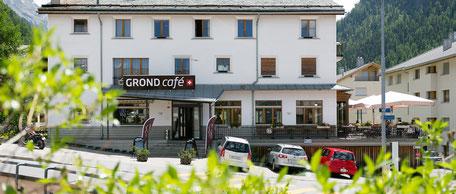 Grond Café und Restaurant Pontresina
