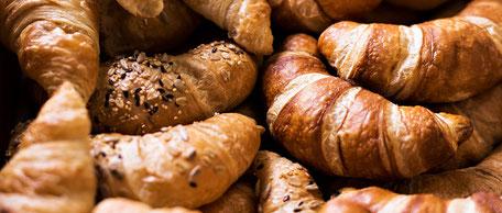 Gipfeli und Croissants aus der Grond Bäckerei