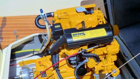 Onderhoud inboard motor bij de Bootman in Nieuwkoop
