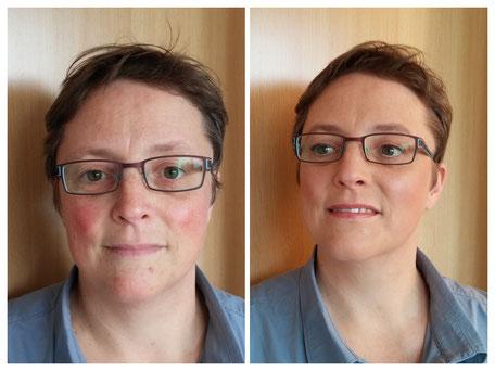 Typgerechtes Make-up für jeden Tag