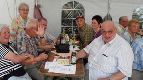 In Feierlaune - Sommerfest 2010