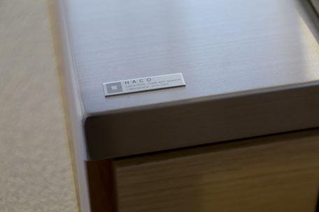 HACOオリジナル商品 タグの画像