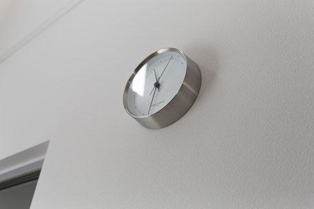 ジョージジェンセン壁掛け時計の画像