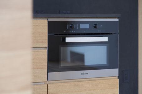 Miele(ミーレ)オーブンの画像