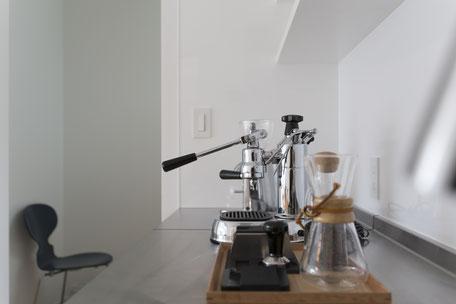 ハコイエ施工例キッチンの画像