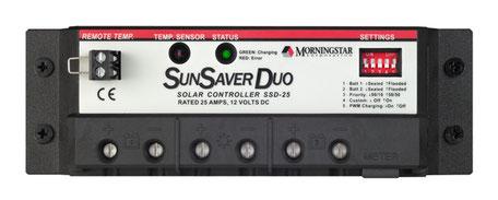 SunSaverDuo, Solarenergie, Sonnenenergie, SOLARA