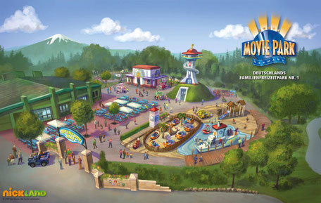 movie park germany adventure bay paw patrol