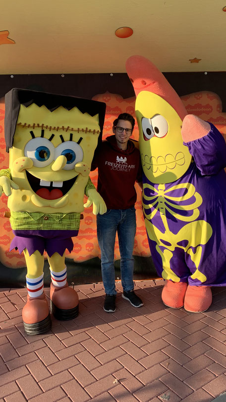 halloween horror festival movie park germany spongebob schwammkopf