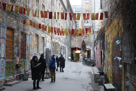 Berlin Mitte erleben Hackescher Markt Stadtrundfahrt Sightseeing