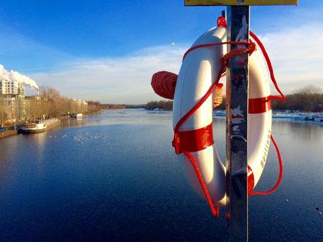 Stralau Spree Treptower Hafen Treptower Park Rummelsburger Bucht Berlin erleben Stadtrundfahrt