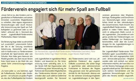 PAF und DU - Das Bürgermagazin 03/2016
