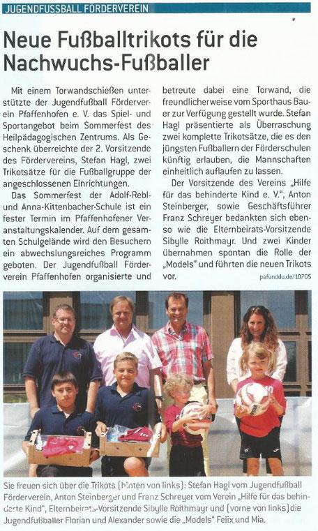 PAF und DU - Das Bürgermagazin 08/2017