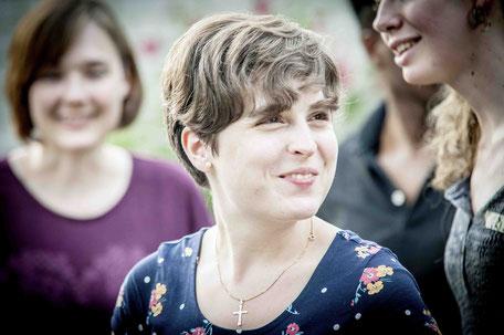 Larissa von der ESG Bielefeld