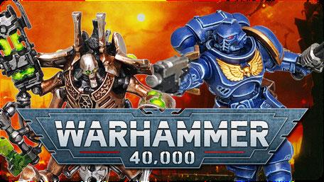「ウォーハンマー:40,000」商品ページはこちらへ