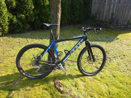 "26"" Felt MTB Carbon Gabel Starrbike Bildrechte T. Dietl 1"