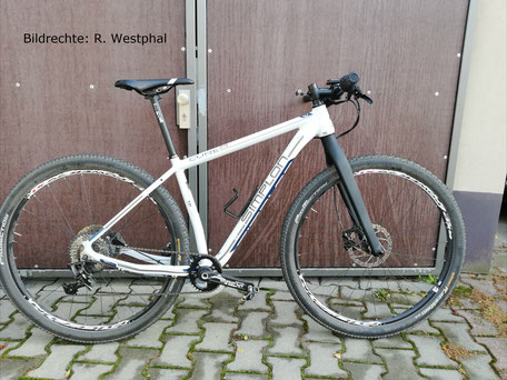 Simplon Carbon Gabel 480mm Starrbike Hardtail BIldrechte R. Westphal