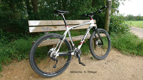"Giant 470mm 1 1 8"" Carbon Gabel Bildrechte N Mitleger"