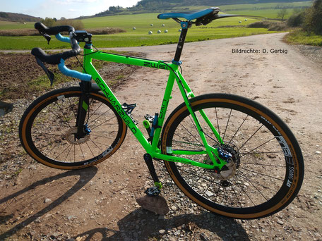 Carbon Gabel Schwarzwild Gravelbike Roadbike Starre Carbon Gabel Bildrechte D Gerbig 2