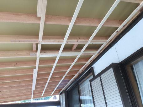 天井施工の画像3