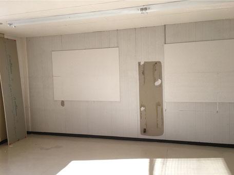 事務所スペース・施工前の画像2