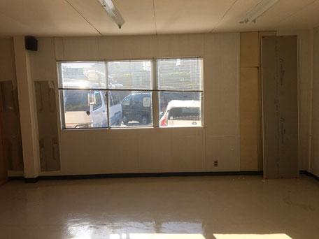 事務所スペース・施工前の画像1