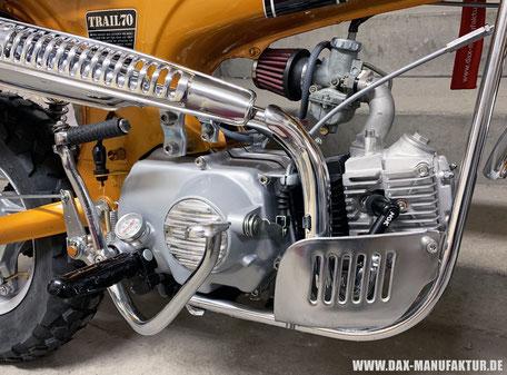 Honda Dax CT70