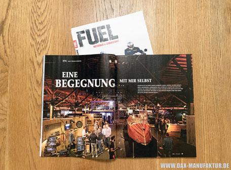 FUEL Man's World Haburg 2019