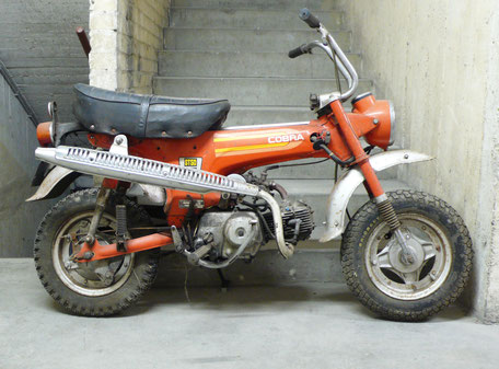 Honda Dax ST50