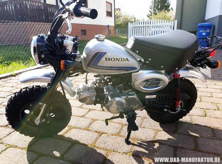 Honda Z50 Freddie Spencer