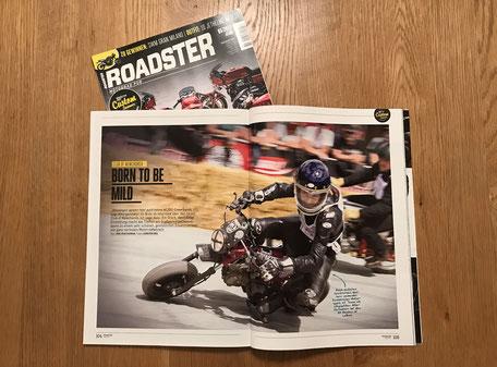 ROADSTER-Magazin Club of Newchurch