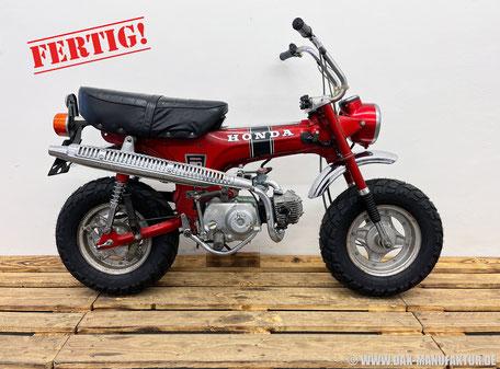 LITTLE HONDA - Die legendären Kleinmotorräder