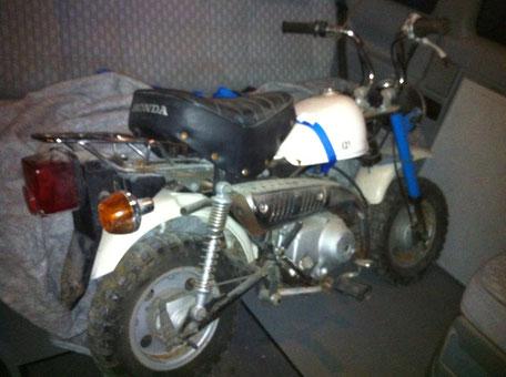 Honda Monkey Z 50