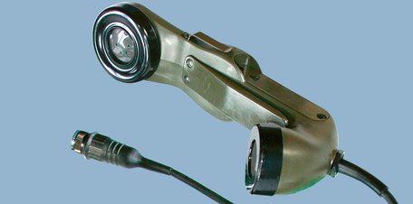 Handapparat mit Mitteltaste Serie H-1033