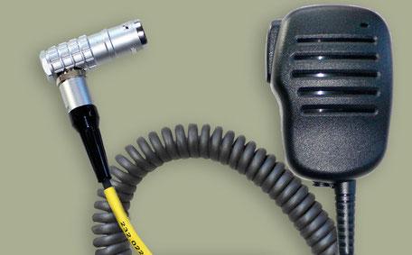 Dynamisches Handmikrofon 800 A 116.000