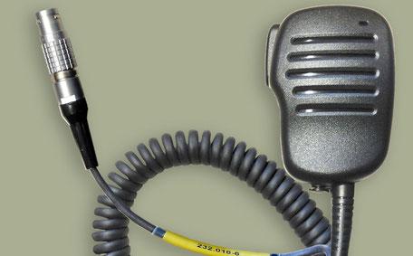 Dynamisches Handmikrofon 800 A 116.100