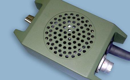 Lautsprechern für militärische und zivile Einsatzgebiete LS-110