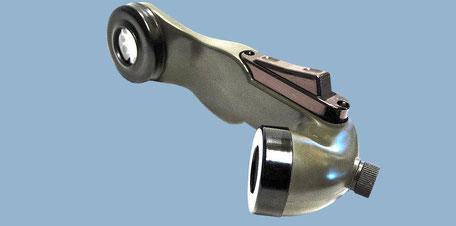 Handapparat Typ H-33 / Anschlussstecker nach Kundenwunsch