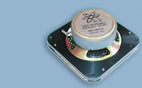 ASC SCHÜBEL Electronic® Lautsprechersystem L - 166