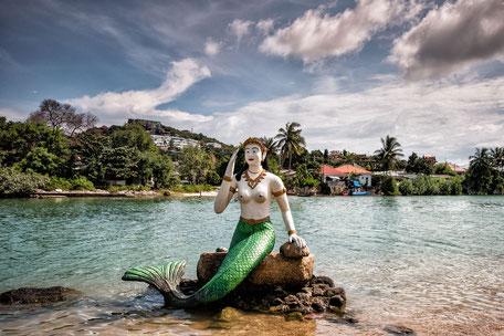 die-kleine-meerjungfrau-figur-big-buddha-koh-samui
