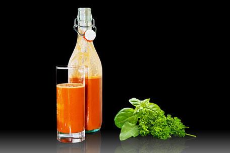 Gemüsesaft - Healthy Drink